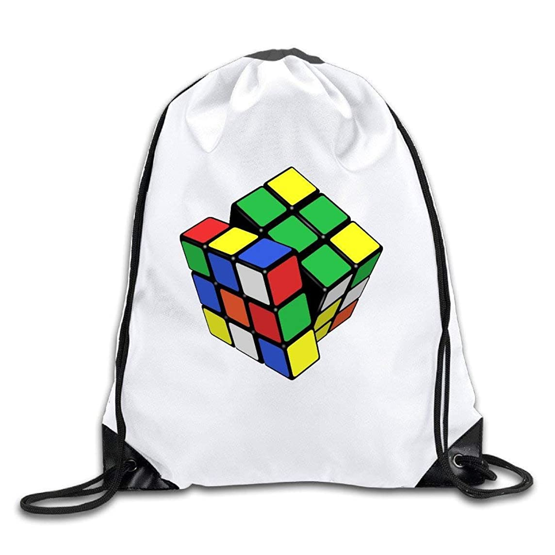 Unisex Drawstring Bags Chef Cook Cooking Hat Sports Fitness Backpack Gymsack