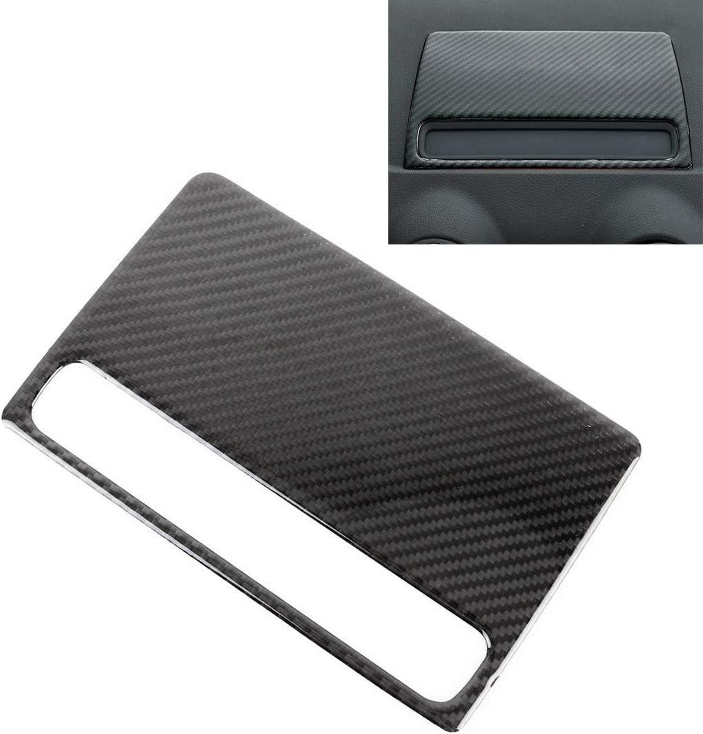 JIANBWAT Car Carbon Fiber Navigation Max 84% OFF Audi Dealing full price reduction Decorative A for Panel