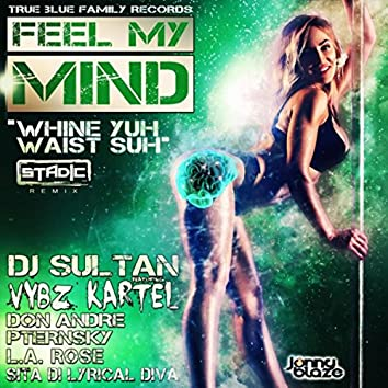 Feel My Mind (Whine Yuh Waist Suh) [Stadic Remix] [feat. Vybz Kartel, Don Andre, Pternsky, L.A. Rose, Sita Di Lyrical Diva & Stadic]