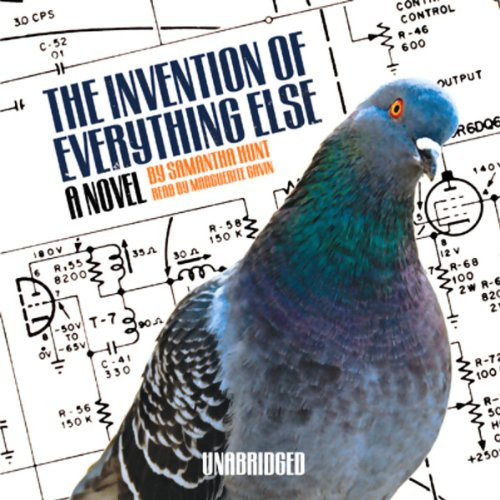 The Invention of Everything Else audiobook cover art