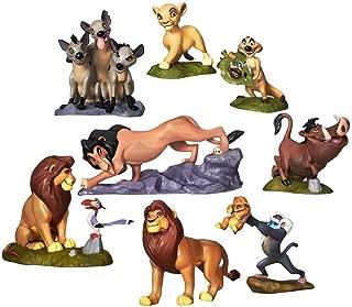 Best lion king plastic toys Reviews