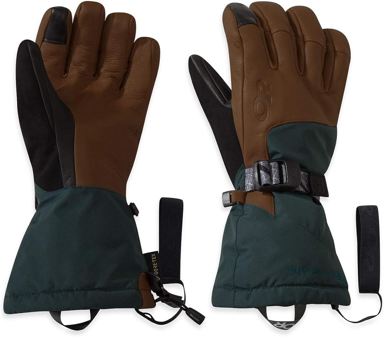 Outdoor Research Women's Carbide Sensor Gloves - Insulated, Waterproof Gloves