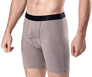 FSSE Men Cotton Comfort Soft Plus Size Underpants Boxer Brief