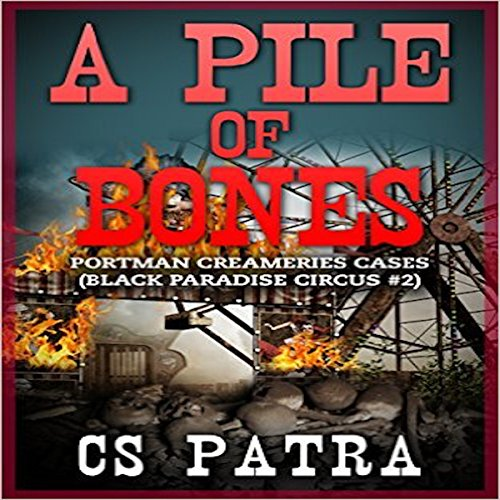 A Pile of Bones audiobook cover art