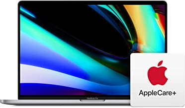 New Apple MacBook Pro (16-inch, 16GB RAM, 512GB Storage) - Space Gray with AppleCare+ Bundle