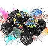 2.4GHz Control Remoto Truco Off-Road Control Remoto Cars Multi-Terreno Control de Movimiento Control Stunt CARTENCIA ACTUALIZACIÓN Stunt Mini Juguetes Play Play para Adultos de niño