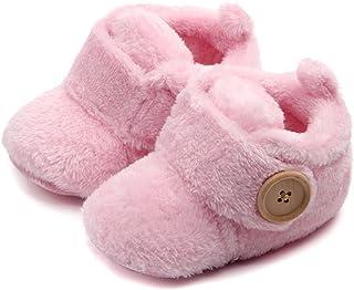 eee6ddf4826ec Amazon.fr   Velours - Chaussons   Chaussures bébé fille   Chaussures ...