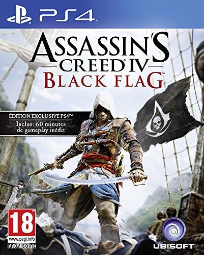Assassin's Creed IV: Black Flag Jeu PS4