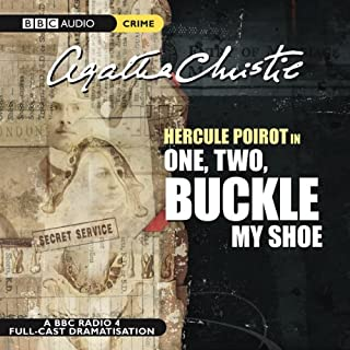 Couverture de One, Two, Buckle My Shoe (Dramatised)