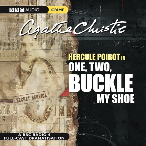 One, Two, Buckle My Shoe (Dramatised) cover art