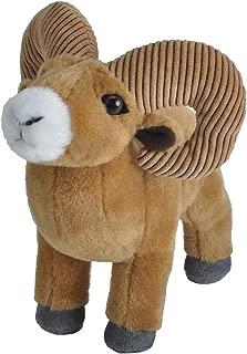 Wild Republic Bighorn Sheep Plush, Stuffed Animal, Plush Toy, Gifts for Kids, Cuddlekins 8 Inches