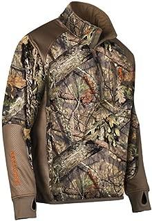 Browning Hell's Canyon Performance Fleece 1/4 Zip Jacket