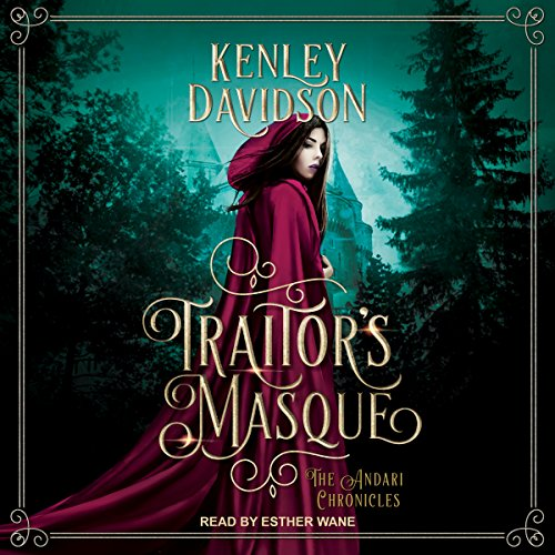 Traitor's Masque audiobook cover art