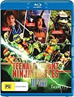 Teenage Mutant Ninja Turtles 3: Turtles in Time [Blu-ray]