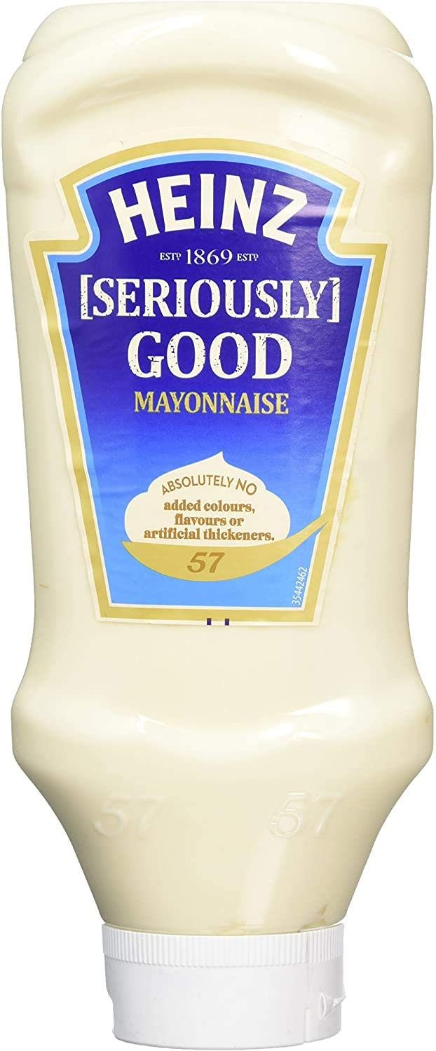Heinz Seriously OFFer Good Mayonnaise Factory outlet 800ml - of Pack 2
