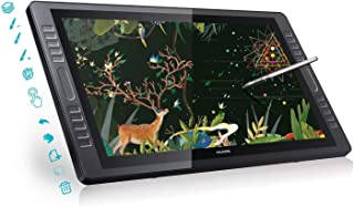 Huion KAMVAS GT-221 Pro HD Drawing Monitor Pen Display with 10 Press Keys and 8192 Pressure Sensitivity - 21.5 Inch