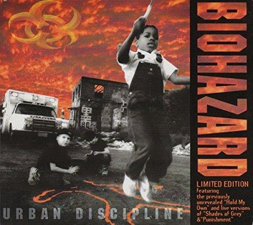 Urban Discipline by Biohazard
