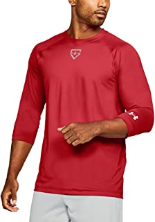 Under Armour Men's Heater 3/4 Training Tee