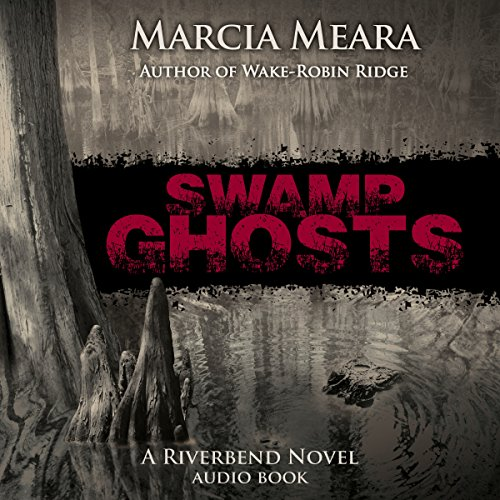 Swamp Ghosts audiobook cover art