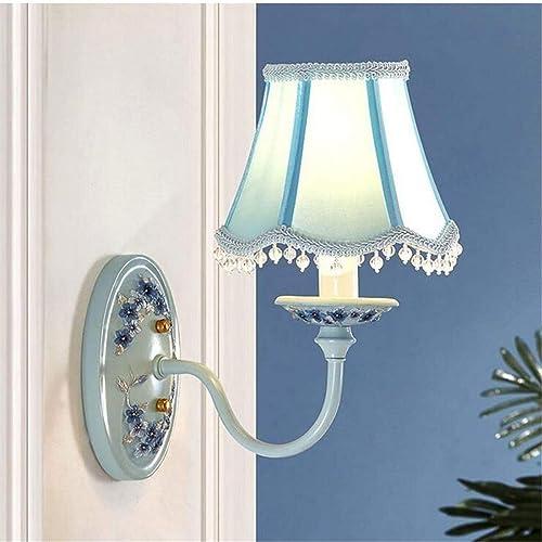 HBLJ Chevet Lampgraceful Simple Allée Applique Murale Salon Balcon Chambre Chevet Led Décoration Veilleuse