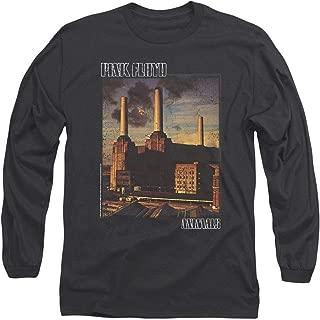 Pink Floyd Animals Rock Album Longsleeve T Shirt & Stickers