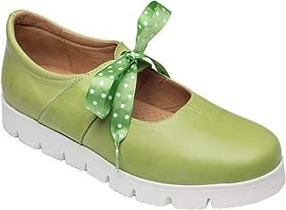 Dessy Damen Sneaker 46163 gelb NEU