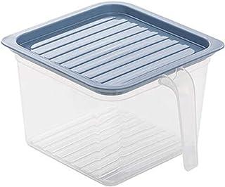 Lpiotyucwh Paniers et Boîtes De Rangement, Boîte de rangement des aliments Réfrigérateur Tireuse Type d'œuf Boîte d'oeuf C...
