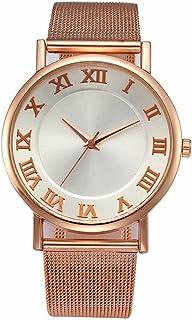 Women's Analog Quartz Watch,ODGear On Clearance Wrist Watch Retro Digital Dial NW11 (Gold)