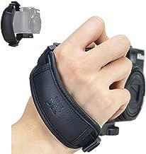 JJC Camera Hand Grip Strap for Nikon D7500 D5600 D3500 D5500 D5300 D5200 D5100 D3400 D3300 D3200 D7200 D7100 D7000 Coolpix P1000 A900 B700 B500 P7800 P900 P610 P600 P530 P520 L840 L830 L820 L810 L320