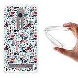 WoowCase - Custodia Cover Silicone Flessibile in Gel per [ Asus...