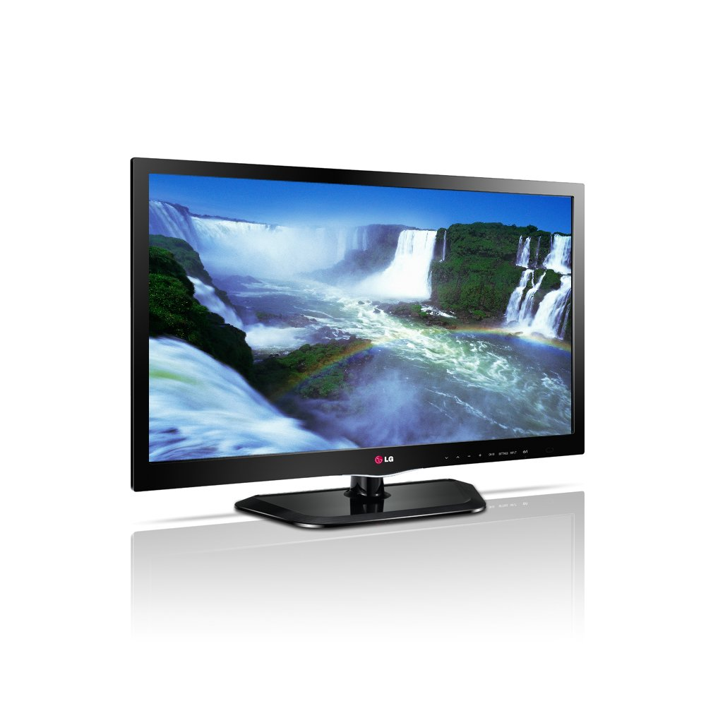 LG 26LN450B - Televisión LED de 26 pulgadas, HD Ready, color negro: Amazon.es: Electrónica