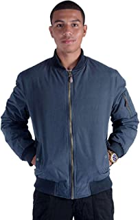 Erin Garments Black Army Military Padded Bomber Jacket Men Plus Size Navy Olive Green Flight Winter Windbreaker Coat