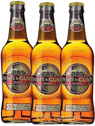 Innis & Gunn Original Bier 3 x 0,33 Liter