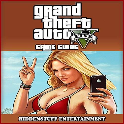 Grand Theft Auto 5 Game Guide Titelbild