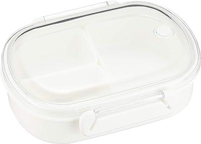 アスベル お弁当箱 ビーブ 1段 中子 ホワイト 430ml LB-480