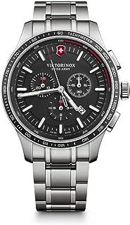 Victorinox Alliance Sport Chronograph Black Dial Men's Watch 241816