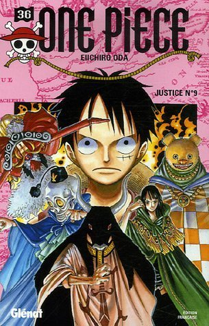 One piece - Tome 36: Justice nº9
