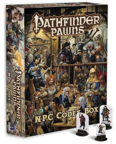 Pathfinder Roleplaying Game: NPC Codex Box (Pathfinder Pawns)