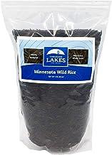 Thousand Lakes Minnesota Grown Wild Rice - 3 pounds (48 ounces) | 100% Wild Rice | All Natural