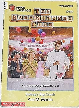 The Baby-Sitters Club #65: Stacy's Big Crush
