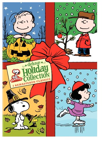 Peanuts Holiday Collection: It's the Great Pumpkin, Charlie Brown / A Charlie Brown Thanksgiving / A Charlie Brown Christmas