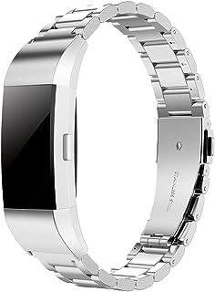 Simpeak Compatible Fitbit Charge 2 Correa (5.5-8.1 Pulgadas)