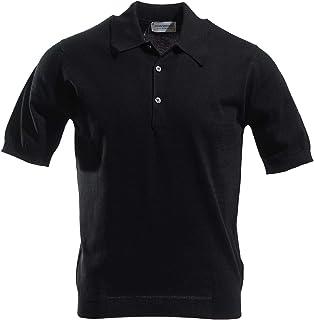 JOHN SMEDLEY ジョンスメドレー ポロシャツ/ISIS イシス 30ゲージ メンズ [並行輸入品]