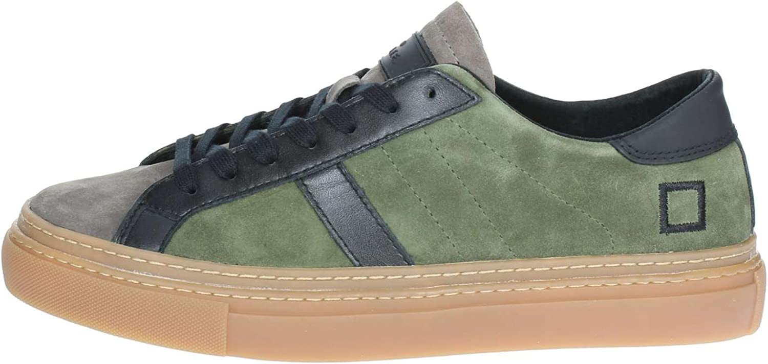 D.A.T.E. LAX-67I Low Sneakers Man