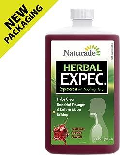 Naturade Herbal Expectorant (EXPEC) with Guafenesin - 8.8 fl oz