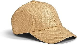 Vera Bradley Womens Straw Baseball Hat