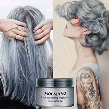 Lsgepavilion Tinte para el cabello, temporal de moda, unisex ...