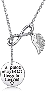 mother in heaven necklace