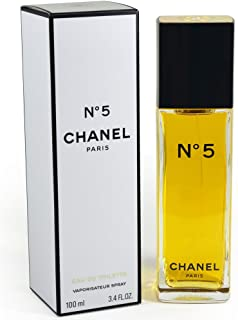 CHANEL #5 Eau De Toilette Spray, 3.4 Ounce