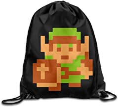 Drawstring Backpack Bag The Legend Of Zelda Majora's Mask